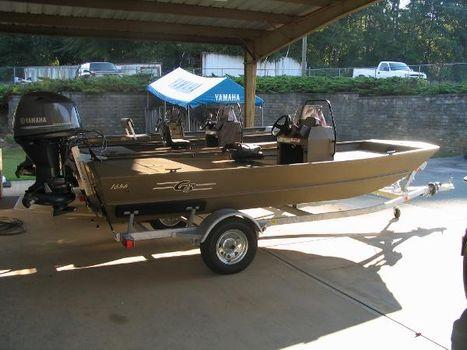 2017 G3 Boats 16CCJ