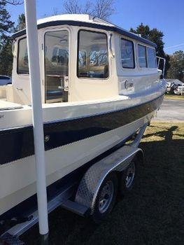2013 C-dory 22 Cruiser
