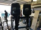 1999 MERCURY TWIN 225 OUTBOARDS
