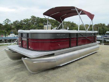 2017 Crest Pontoon Boats II 210