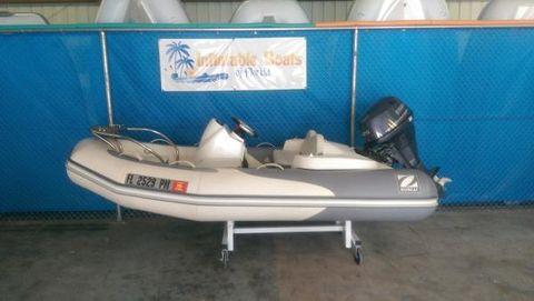 2013 Zodiac Yachtline 340