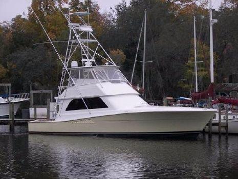 1997 Viking Yachts 50 Convertible