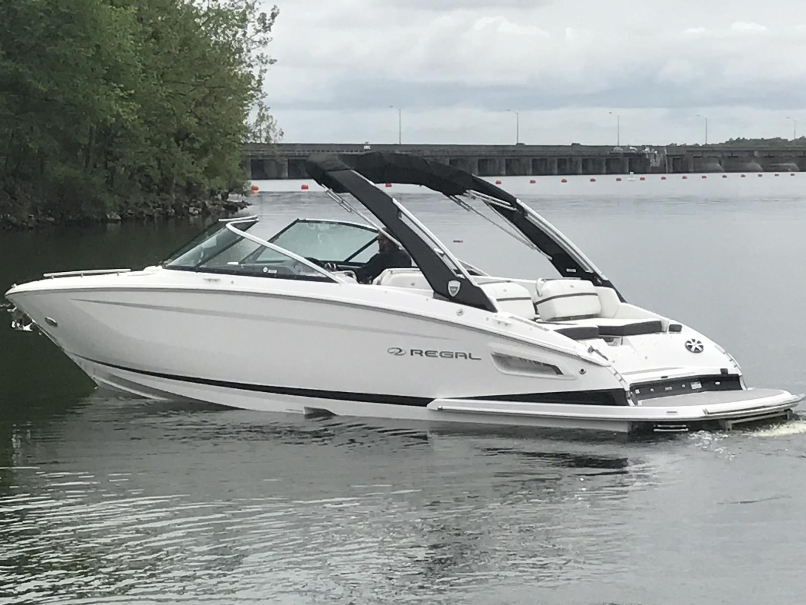 2017 regal 2800 28 foot 2017 regal motor boat in disney ok 4429536519 used boats on oodle. Black Bedroom Furniture Sets. Home Design Ideas