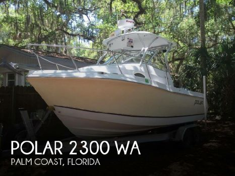 2006 Polar Boats 2300 Wa 2006 Polar 2300 WA for sale in Palm Coast, FL