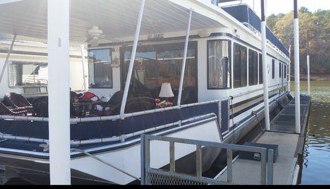1999 Stardust Cruisers Houseboat 16x81