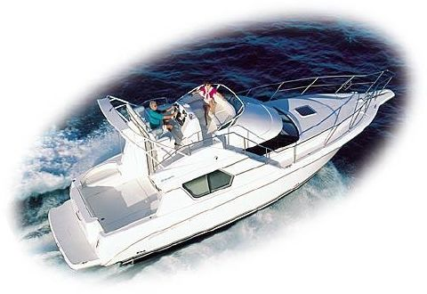 2002 Silverton 35 Convertible Manufacturer Provided Image