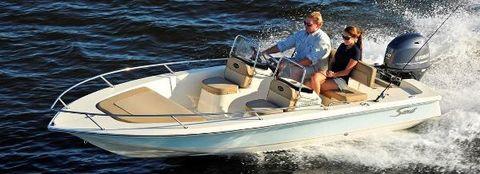 2017 Scout Boats 177 Dorado