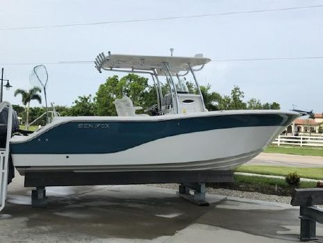 2012 SEA FOX 256 CC
