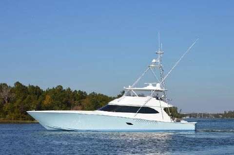 2010 Viking 82 Convertible 82' Viking 2010 Profile
