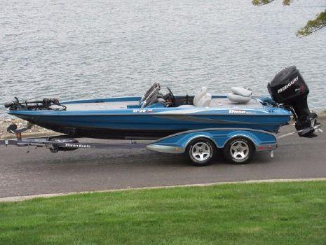 2005 Triton Tr20 Xs Dc