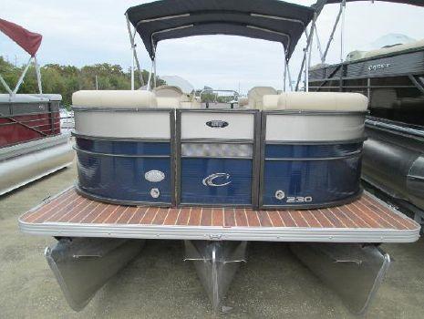 2017 Crest Pontoon Boats II 230 SL