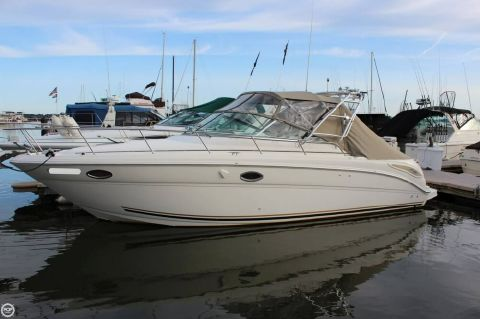 2001 Sea Ray 290 Amberjack 2001 Sea Ray 290 Amberjack for sale in Erie, PA