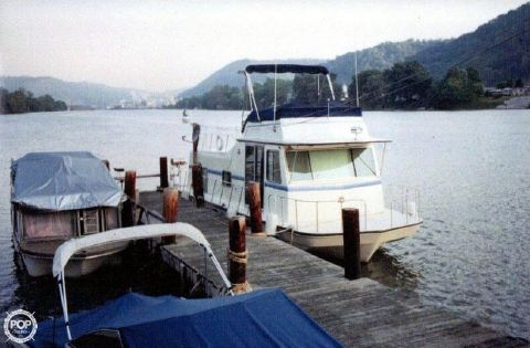1987 Harbor Master 375 1987 Harbor Master 375 for sale in Aberdeen, OH