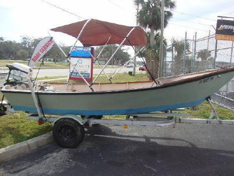 2013 New England Boatworks DORI