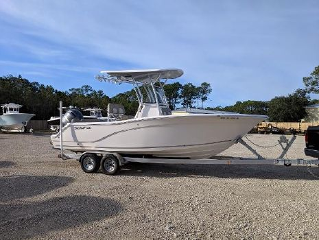 2018 SEA FOX 226 Commander