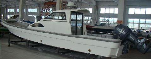 2015 PANGA SuperPanga.Com-30 Panga Pilot Cabin boat