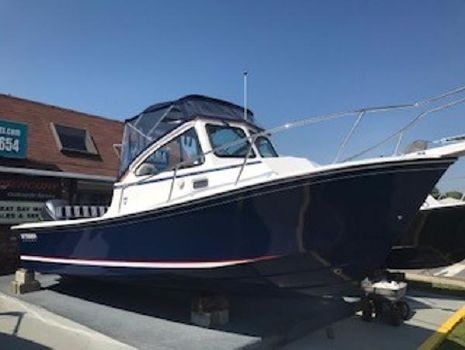 2018 Steiger Craft 255 Block Island