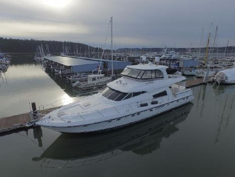 2001 Johnson 70 Motor Yacht