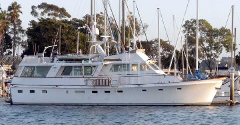 1971 Hargrave-Halmatic Long Range Motor Yacht LLC