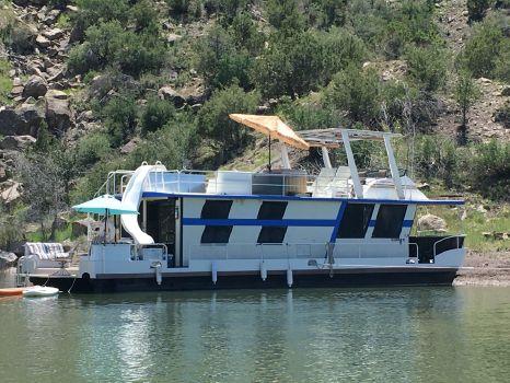 1989 Boatel Houseboats Houseboat