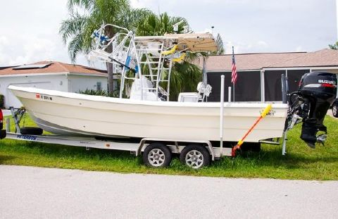 2008 Andros Boatworks 26 Tarpon