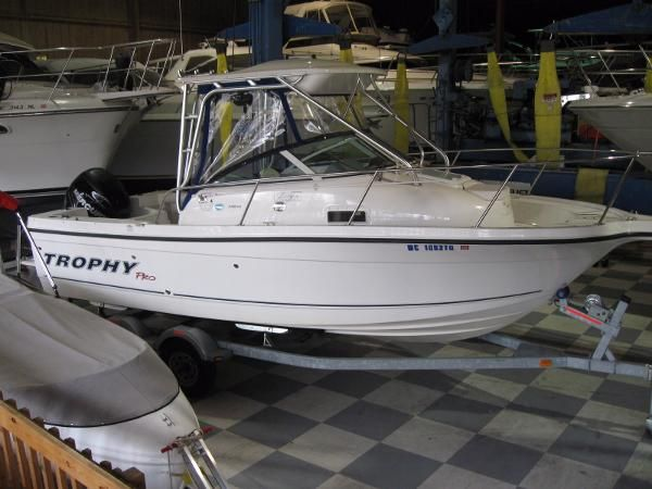 Trophy new and used boats for sale in michigan for Used fishing boats for sale in michigan