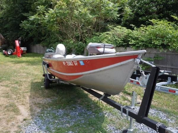 Lowe fishing boats new and used boats for sale for Aluminum fish and ski boats