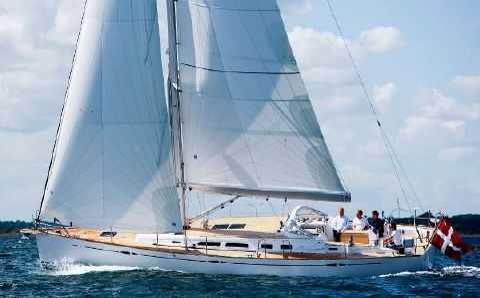 2016 X-yachts Xc 45 Manufacturer Provided Image: X-Yachts Xc 45