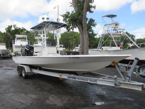 2007 Lightning Power Boats 25 Bay Master