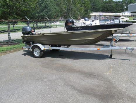 2016 G3 Boats 1548 DK.