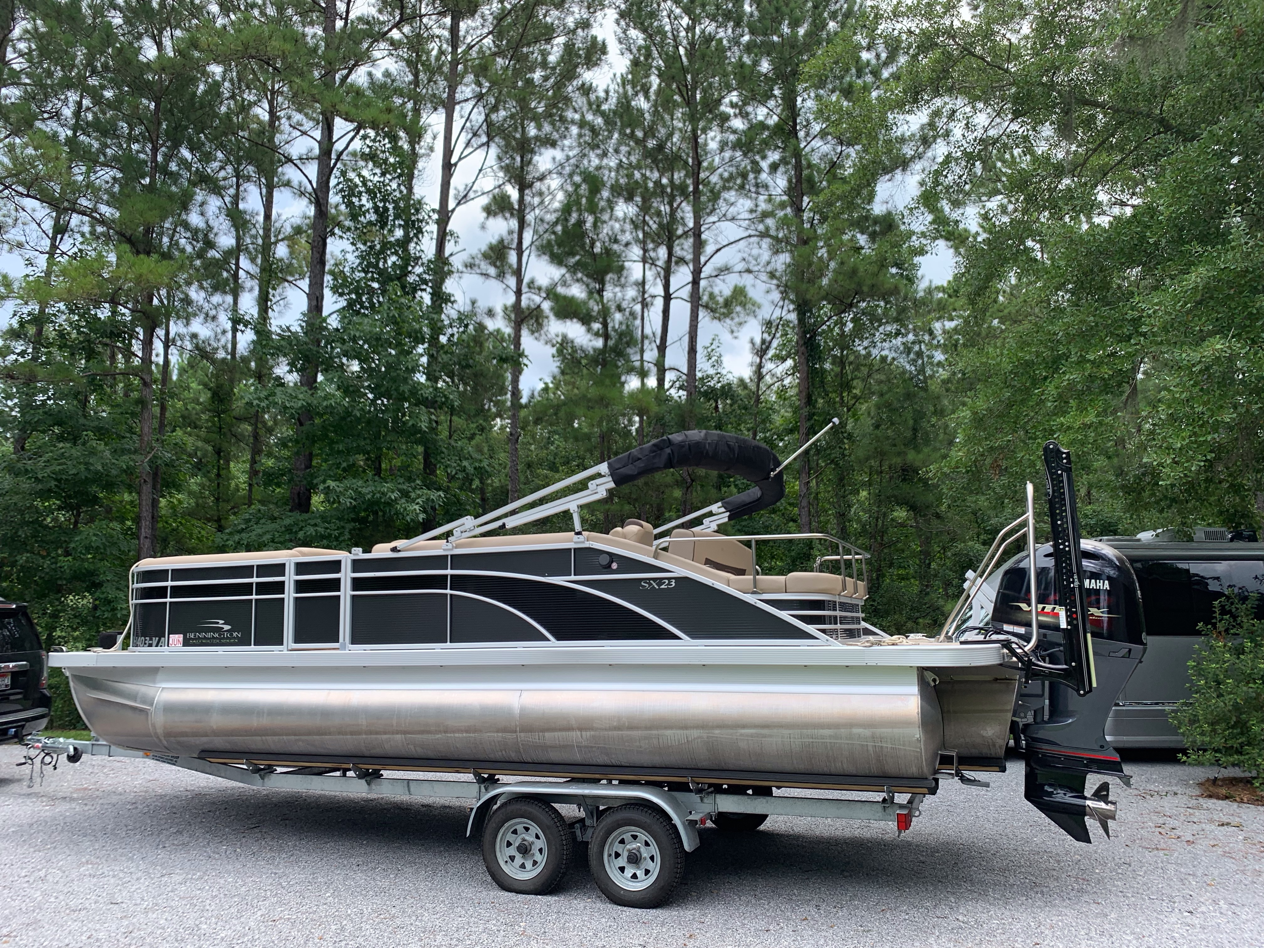 Tritoon For Sale >> Check Out This 2019 Bennington 23ssbxpdi Tritoon On Boattrader Com