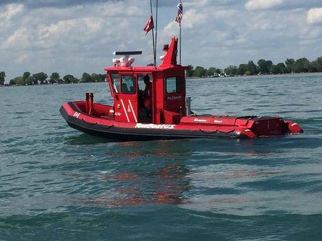 1998 Almar-North River Boats 26 RIB
