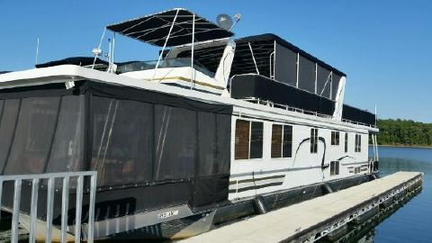 2005 Lakeview Yachts 16 X 68 Widebody