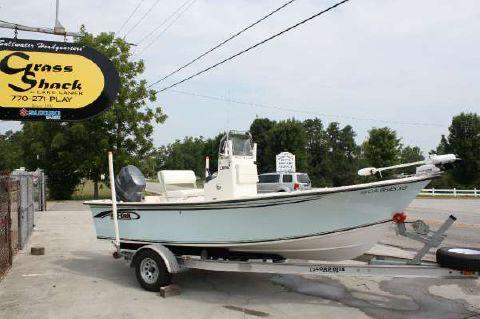 2012 May-craft 1800 Skiff