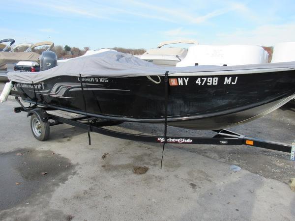 2012 Alumacraft Lunker II 165 CS