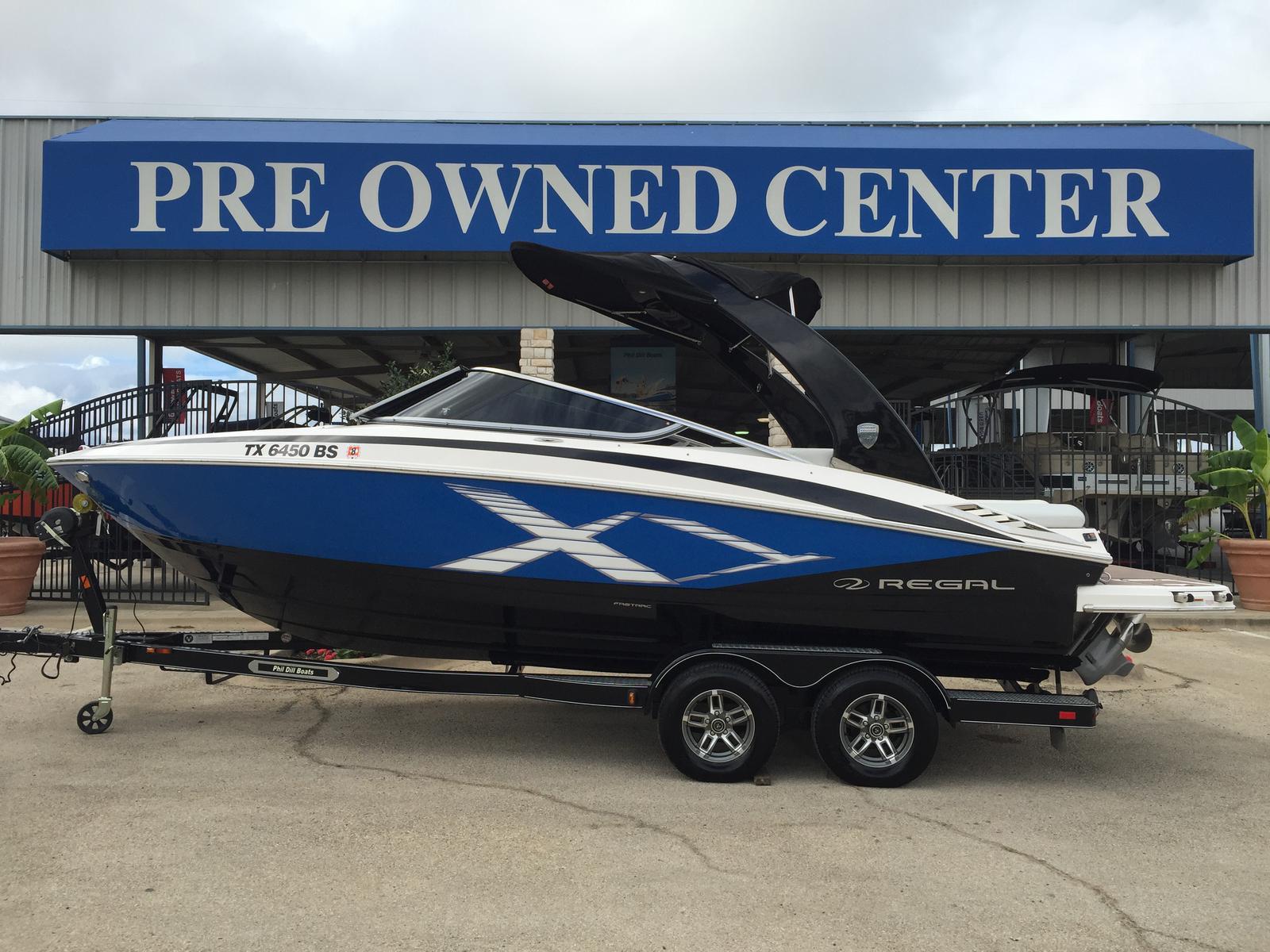 2013 Regal 2300 24 Foot 2013 Regal Motor Boat In