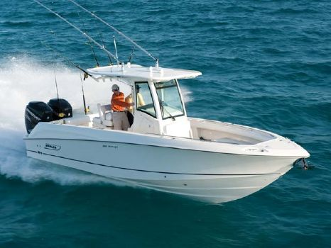 2015 Boston Whaler 280 Outrage