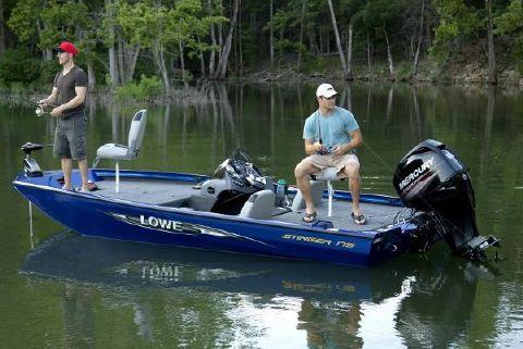 2014 LOWE BOATS Stinger ST175