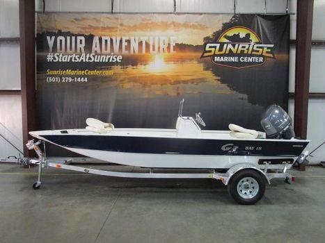 2017 G3 Boats Bay 18