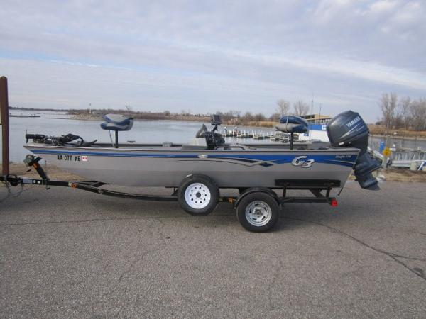 2010 g3 eagle 176 18 foot 2010 g 3 eagle fishing boat in for G3 fishing boats