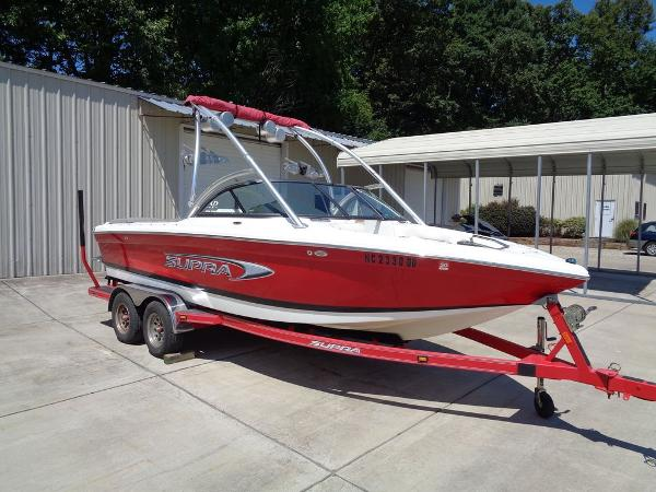 Check out this 2006 SUPRA Launch 21V on Boattrader com