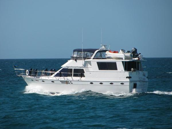 1990 Viking Yachts / Tiger Marine Aft Cabin M/Y