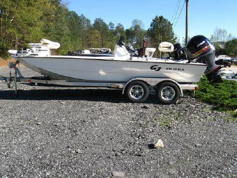 2014 G3 Boats 20 Bay DLX