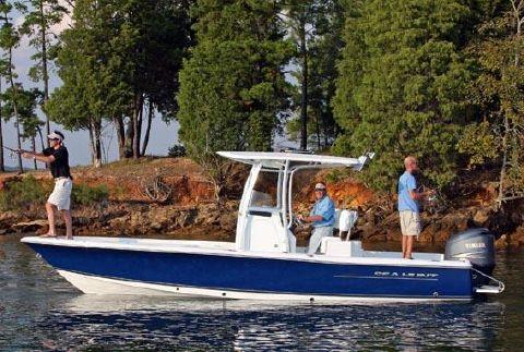 2015 Sea Hunt BX 24 BR Manufacturer Provided Image