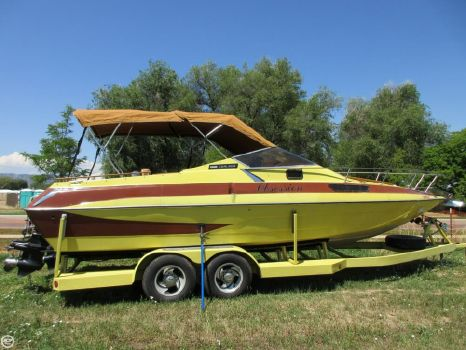 1981 Glastron CV27 1981 Glastron CV27 for sale in Fort Collins, CO