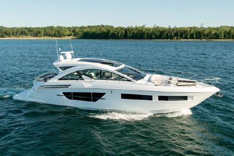 2017 Cruisers Yachts 60 Cantius Manufacturer Provided Image