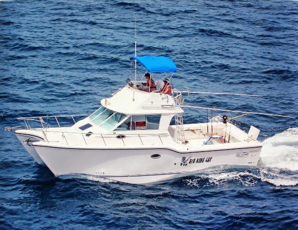 2003 Baha Cruisers 340