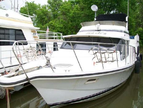 1985 Bluewater Yachts 51 Coastal Cruiser