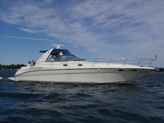 1997 Sea Ray Cruiser 40 Sundancer