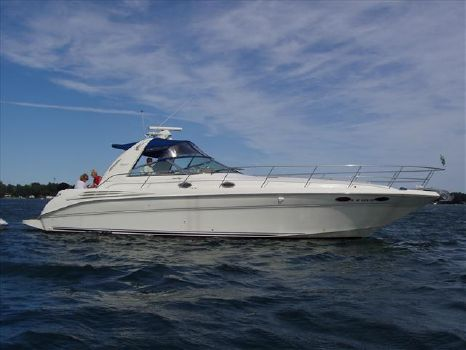 1997 Sea Ray Cruiser 40 Sundancer